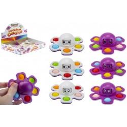 Pop Spinner Octopus (24ct) RRP £4.99