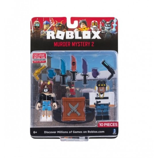 Roblox Game Pack (Murder Mystery) (6ct) RRP £9.99