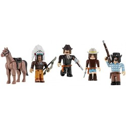 Roblox 6 Figure Multipack (Wild West) (4ct) RRP £19.99