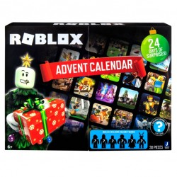 Roblox Advent Calenders 2021 (4ct) RRP £29.99