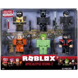 Roblox 6 Figure Multipack Apocolypse (4ct) RRP £19.99