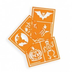 Snazaroo Halloween Stencils SZS052 (11980130) - RRP £4.70