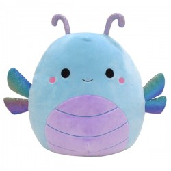 """Squishmallow - 12""""  Heather the Dragonfly (6ct) RRP £14.99"""