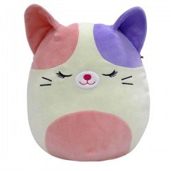 """Squishmallow - 12"""" Nell the Cat (6ct) RRP £14.99"""