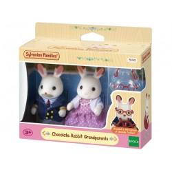 Chocolate Rabbit Grandparents (SYL05190) RRP £17.99 Bricks & Mortar ONLY