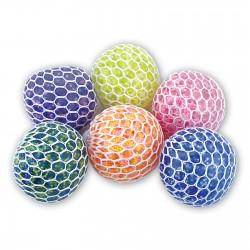 Squishy Mesh Ball (12ct) RRP £1.99