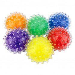 Spikey Large Puffer Ball (6ct) RRP £2.99