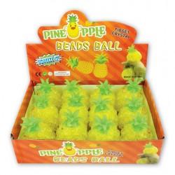 Squeezy Bead Pineapple (12ct) RRP £1.99