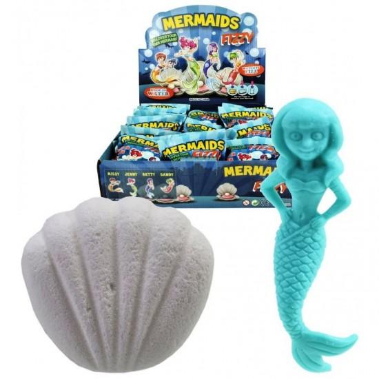 Mermaid Fizzers (24ct) rrp £1.25