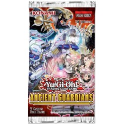Yu-Gi-Oh Ancient Guardians Boosters (24ct) RRP £3.59