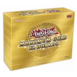 Yu-Gi-Oh Maximum Gold - El Dorado Tuckbox RRP £28.99 - November