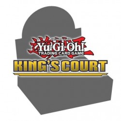 Yu-Gi-Oh King's Court Boosters (24ct) RRP £3.59 - June 2021