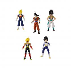 Dragon Ball Dragon Stars Figures - Assortment (6ct) RRP £19.99