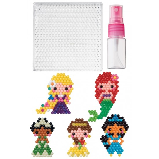 Aquabeads Disney Princess Character Set (6ct) (30238) RRP £10.99 Bricks & Mortar ONLY