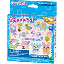 Aquabeads Pastel Fancy Set (6ct) (31361) RRP £4.99 Bricks & Mortar ONLY