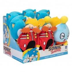 "Sonic the Hedgehog 8"" Plush Assortment - Wave 4 (8ct) RRP £9.99"
