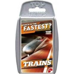 Top Trumps Trains RRP £6.00