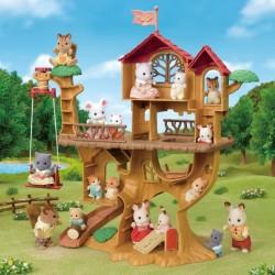 Adventure Tree House (SYL35450) Bricks & Mortar ONLY  RRP £49.99