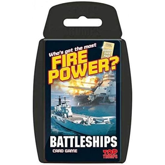 Top Trumps Battleships RRP £6.00