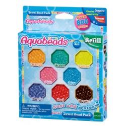 Aquabeads Jewel Bead Pack (6ct) (79178) RRP £4.99 Bricks & Mortar ONLY