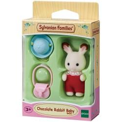 Chocolate Rabbit Baby (SYL05405) RRP £5.99 Bricks & Mortar ONLY