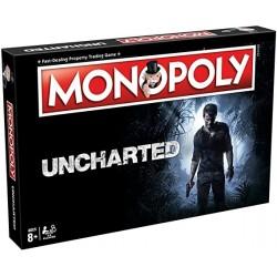 Uncharted Monopoly RRP £29.99