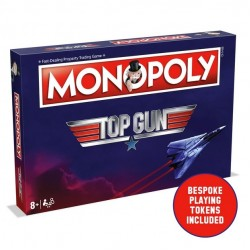 Top Gun Monopoly RRP £29.99
