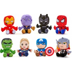 "Marvel Avengers 12"" Plush Assortment - Series 3 (12ct) RRP £12.99"