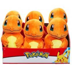 "Pokemon 8"" Charmander Plush (6ct) RRP £12.99"