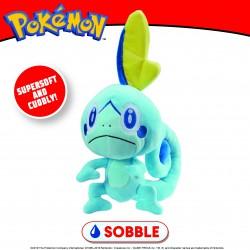 "Pokemon 8"" Sobble Plush (6ct) RRP £12.99"