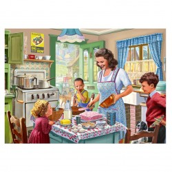 Baking with Mother Jigsaw RRP £12.99