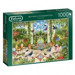 Butterfly Conservatory Jigsaw RRP £12.99