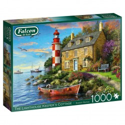 The Lighthouse Keepers Cottage Jigsaw RRP £12.99