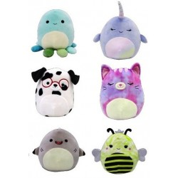 """Squishmallow - 7.5"""" Assortment A (12ct) RRP £6.99 - August 2021"""