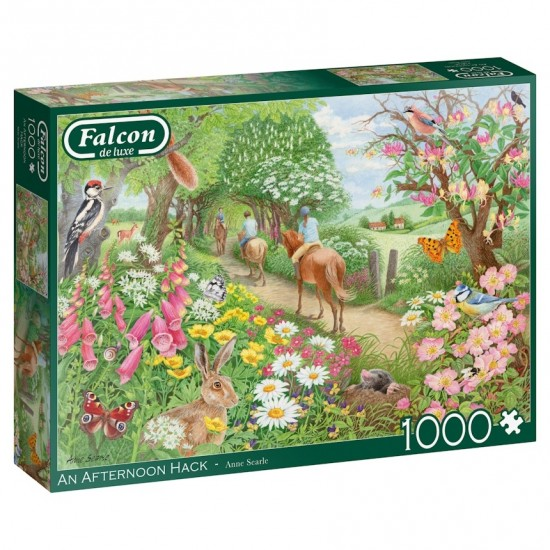 An Afternoon Hack Jigsaw RRP £12.99