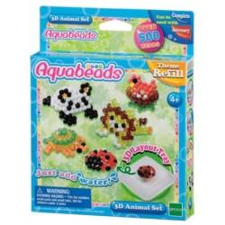 Aquabeads 3D Animal Set (6ct) (79218) RRP £5.99 Bricks & Mortar ONLY