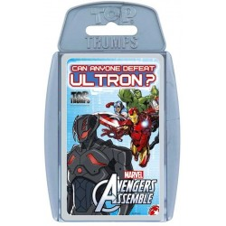 Top Trumps Marvel Avengers Assemble RRP £8.00