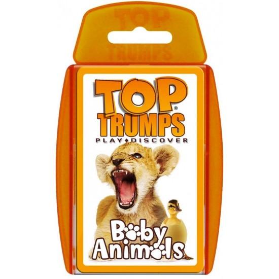 Top Trumps Baby Animals RRP £6.00