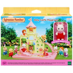 Baby Castle Playground (SYL65319) RRP £14.99 Bricks & Mortar ONLY