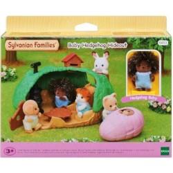 Baby Hedgehog Hideout (SYL65453) RRP £14.99 Bricks & Mortar ONLY