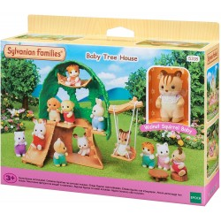 Baby Tree House (SYL65318) RRP £14.99 Bricks & Mortar ONLY