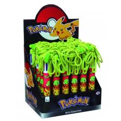 Pokemon 6-Colour Ball Pen (30ct) RRP £2.99
