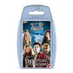 Top Trumps Harry Potter 30 Witches & Wizards RRP £8.00