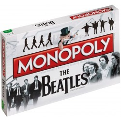 The Beatles Monopoly RRP £29.99