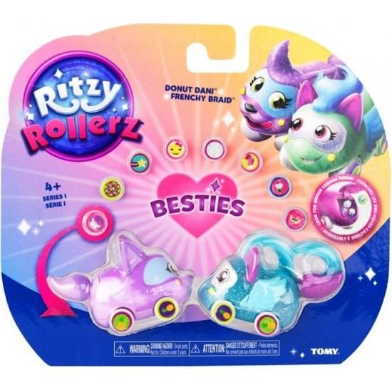 Ritzy Rollerz Besties Assortment - Series 1 (8ct) RRP £8.99