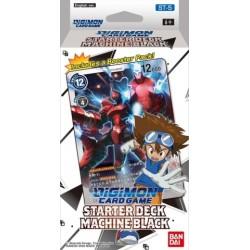 Digimon Starter Deck - Machine Black (6ct) RRP £9.99