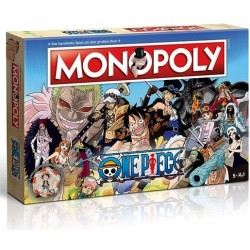 One Piece Monopoly RRP £29.99