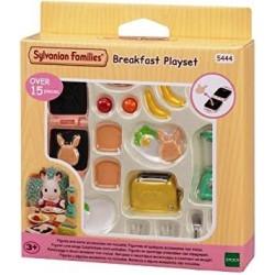 Breakfast Playset (SYL25444) RRP £9.99 Bricks & Mortar ONLY