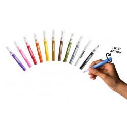Brush Pen - Jungle Set SZB012 (1180143)  RRP £10.20