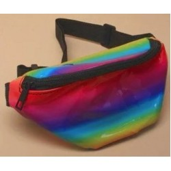 Bum Bags - Rainbow (Children's) (3ct) RRP £5.99